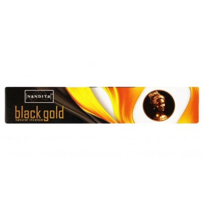 Encens nandita black gold