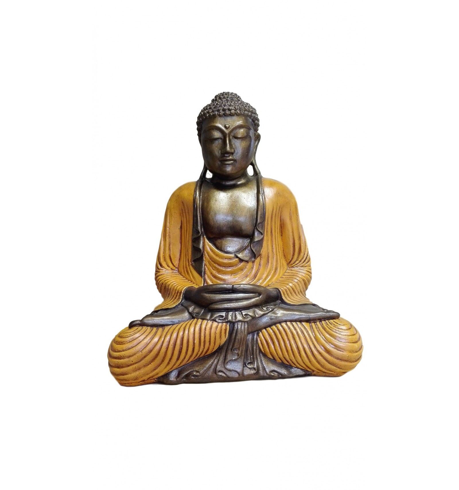 statue bouddha tha landais 50 cm par cher 134 10 d coration accueil. Black Bedroom Furniture Sets. Home Design Ideas